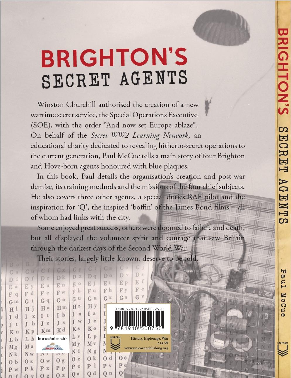 Brighton'SecretAgentsBack
