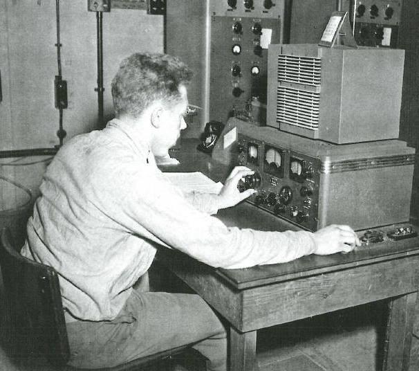Station Victor operator