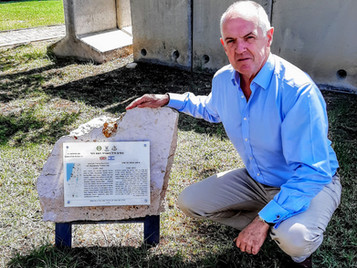 Remembering SOE's Jewish parachutists and former Palestine training school sites