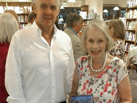 Last Man Standing: London book launch for biography of Sqn Ldr Geoff Rothwell