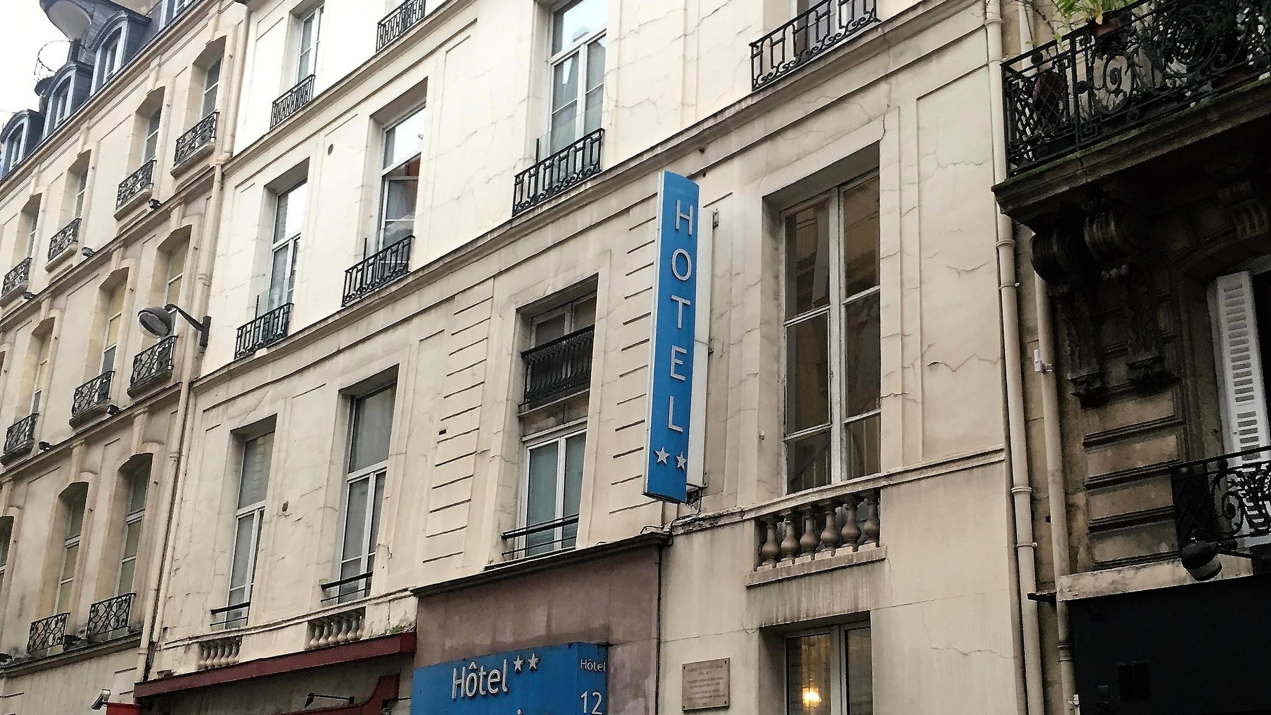 Hotel Montpensier 3