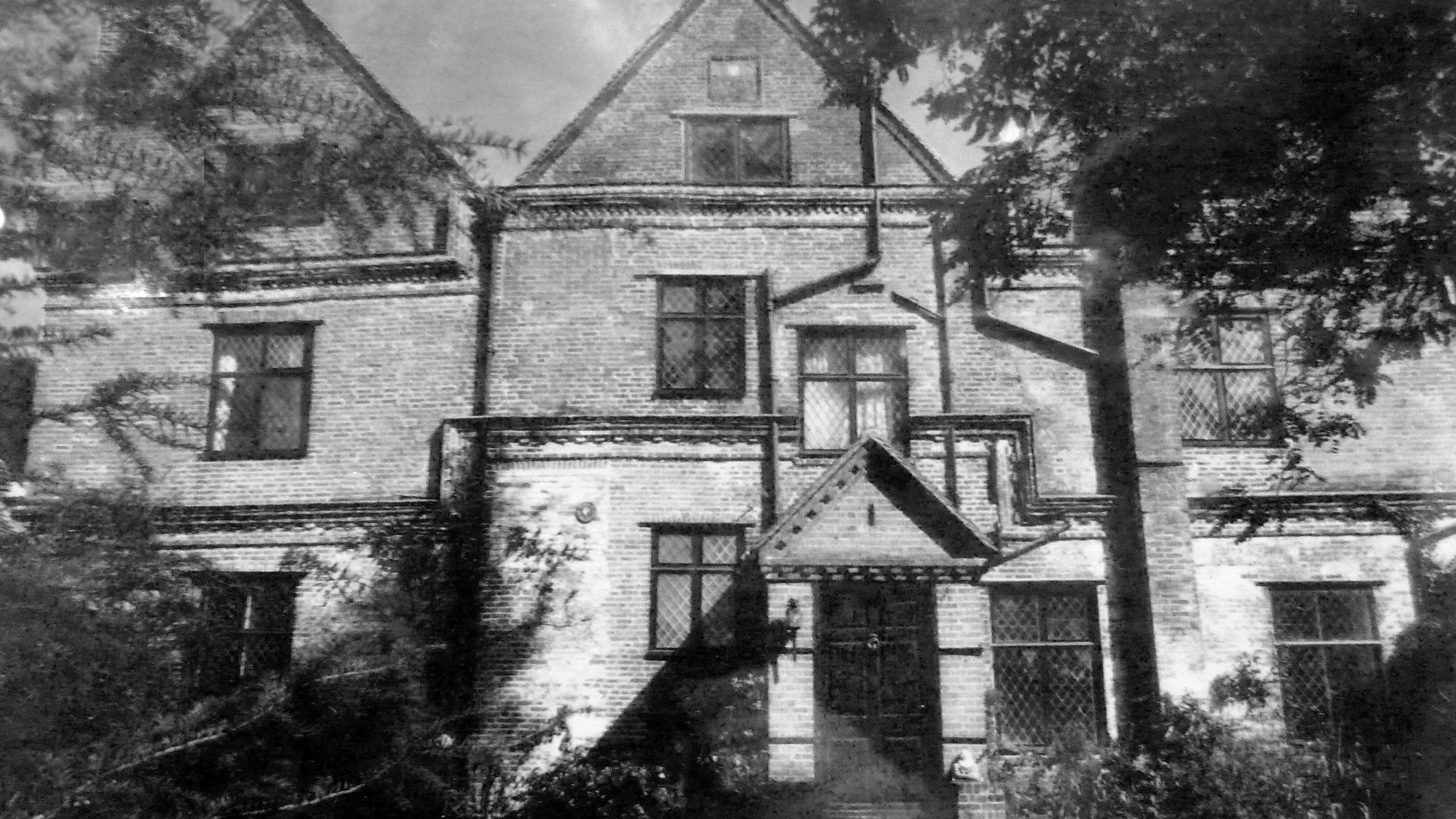 Wanborough Manor wartime 2
