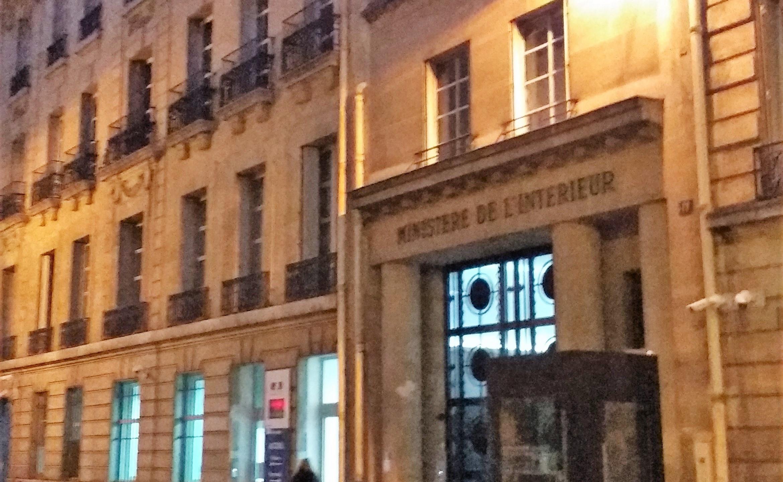 11 rue des Saussaies - Gestapo hq