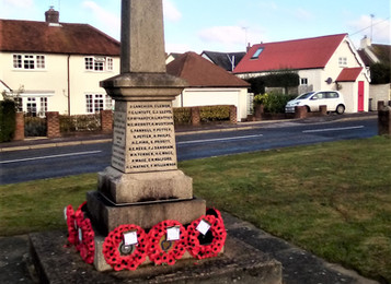 SOE tribute at Hampshire war memorial