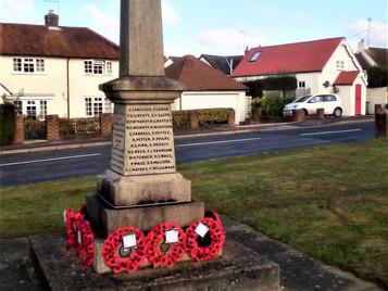 SOE tribute at Hampshire war memorial