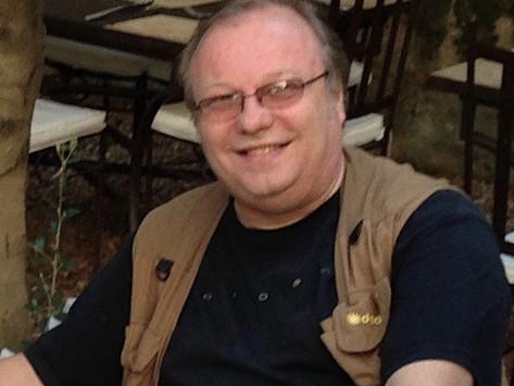 In memory of David Weston