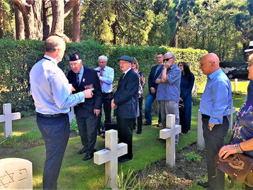 SOE agents of many nationalities remembered during 'a splendid day of events' at Brookwood M