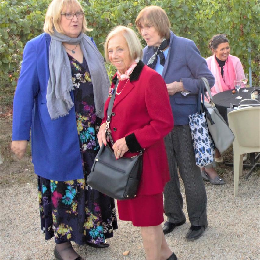 2 Suresnes vineyard reception
