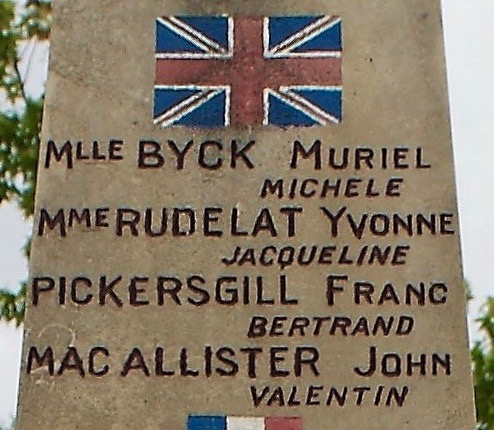 Byck, Rudellat, Pickersgill, Macalister.