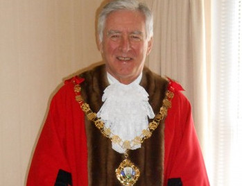 Secret WW2's co-founder is Chichester's new Mayor