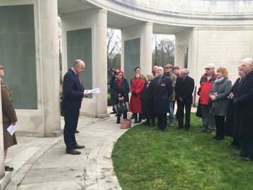 75th Anniversary Service In Memory Of SOE Agents