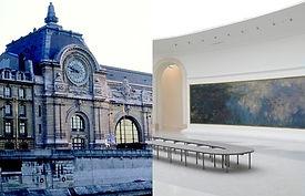 Sulle orme degli impressionisti: Orsay e Orangerie
