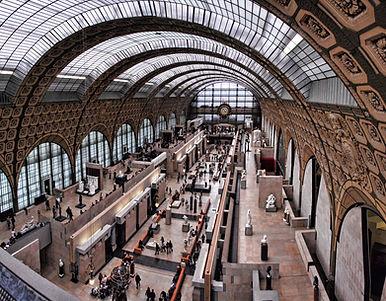 Sur les traces des impressionnistes : Orsay et Orangerie