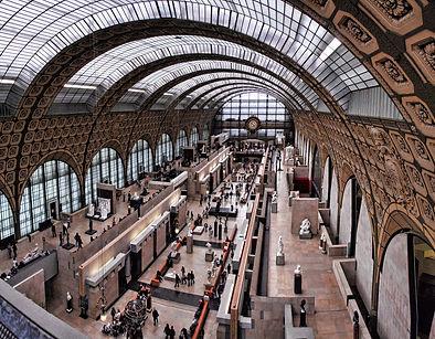 Tras las huellas de los impresionistas: Orsay y Orangerie