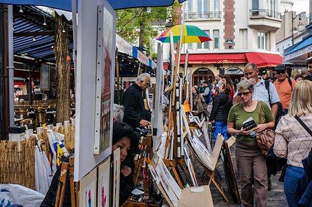 Montmartre, un paseo para recordar