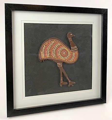 Emu in Frame