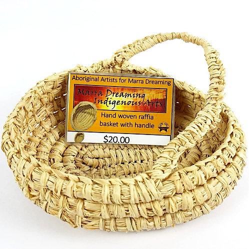 Hand Woven Basket- Small