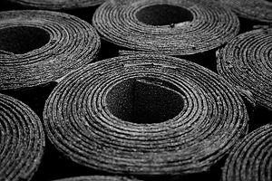 bigstock-Closeup-of-Rolls-of-new-black--