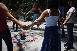 Evento de Danças Circulares
