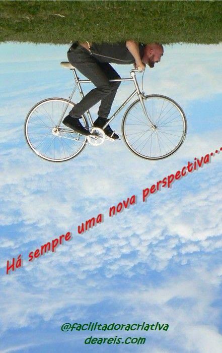 Um outro olhar, uma nova perspectiva...sempre há, sempre é possível ! Confie e entregue _/\_