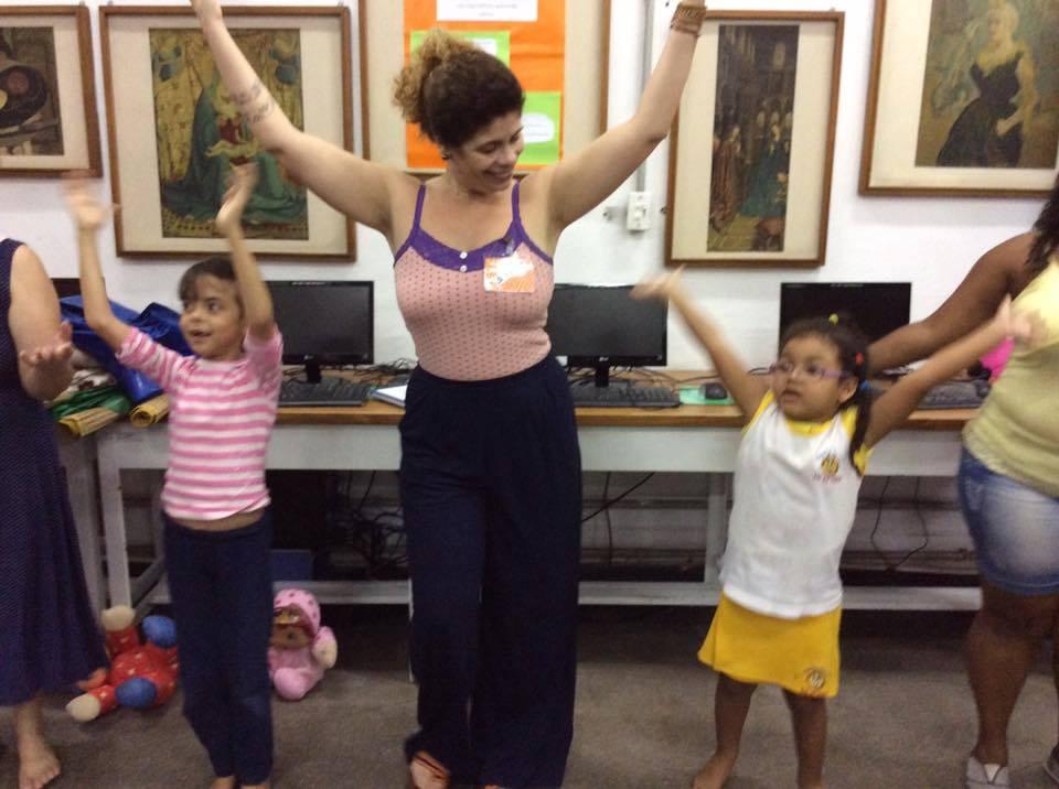 Dançando Histórias