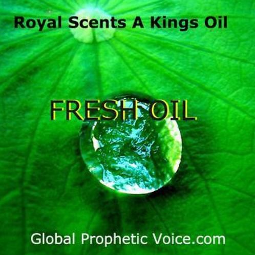 Fresh Oil the Fragrance of NEW
