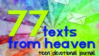 77 Texts From Heaven Nichole Marbach