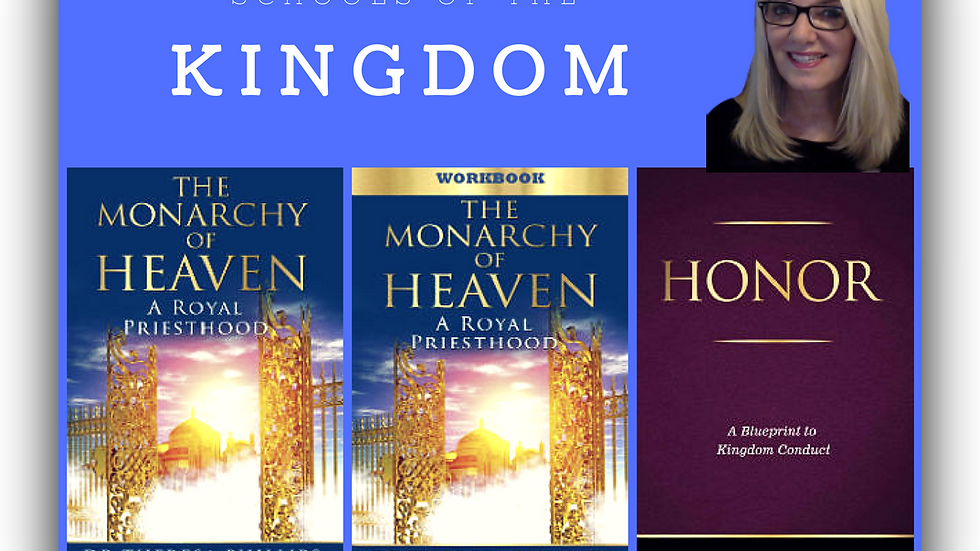 The Monarchy Of Heaven & Honor