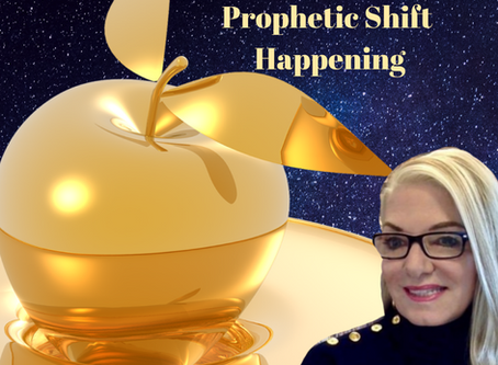 'A Word For You About Prophecy A SHIFT IS HAPPENING' Dr Theresa Phillips Video Blog