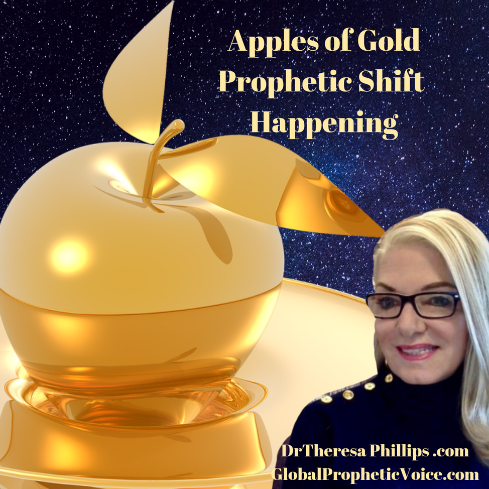 Apples of Gold In Fittings of Silver Dr. Theresa Phillips Video