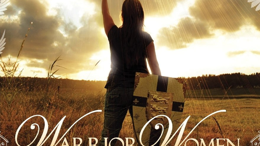 Warrior Woman Arise Amanda Goransson
