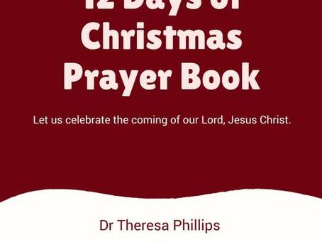 12 Days Of Christmas Prayer Book
