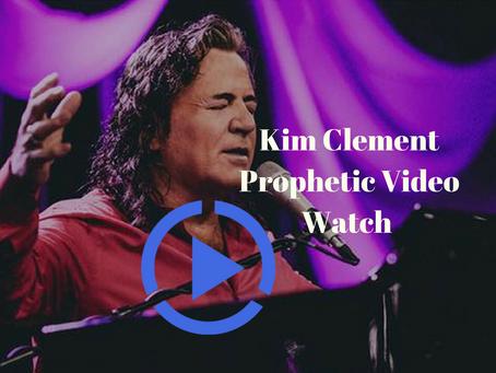 Kim Clement Prophetic Word Over The UN