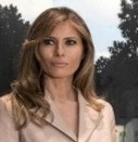 NEWS:  Mrs Trump Speaks Out  Violence Is Never Acceptable.