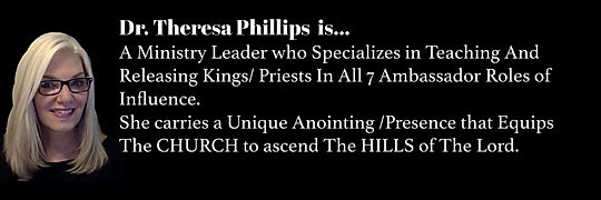 Who Is Dr Theresa Phillips