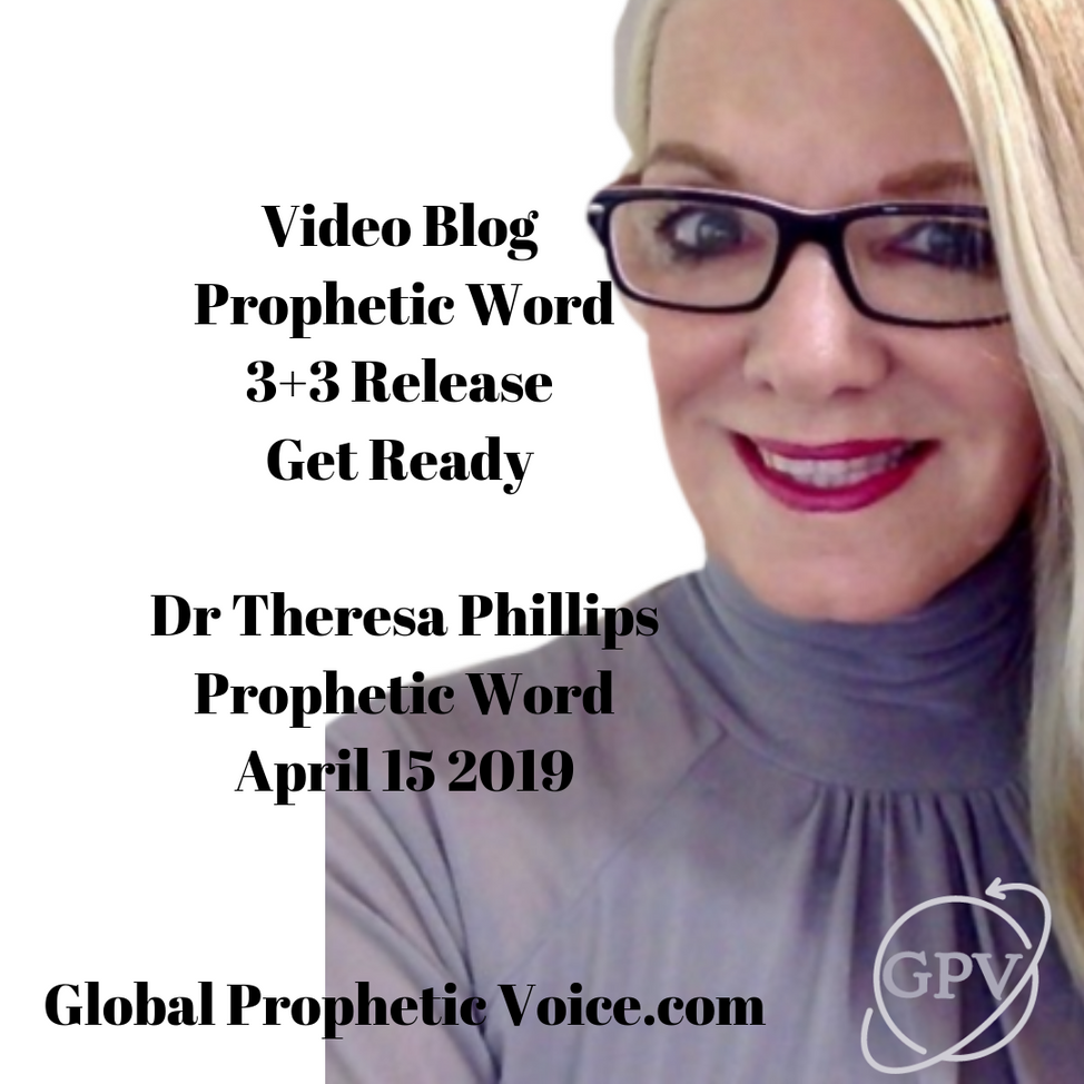 New !!! Video Blog  3+3 Releases From GOD in this Season