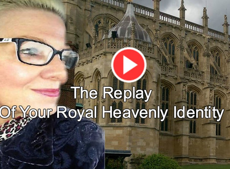 Watch Replay of Your Royal Heavenly Identity Dr Theresa Phillips Video