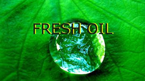 FRESH ANOINTING OIL