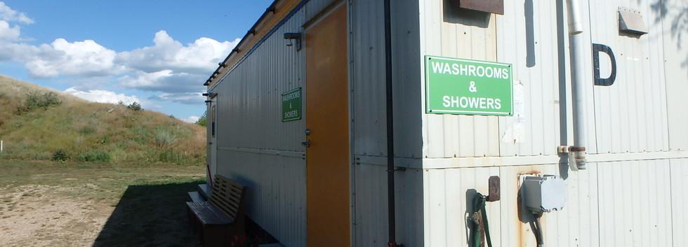 Washrooms and Laundry