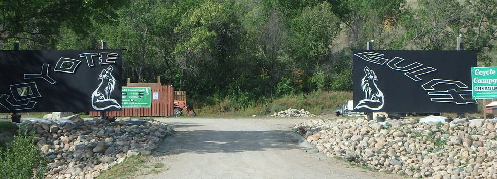 Coyote Gulch Gate