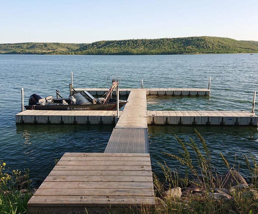 Boat Dock 2019
