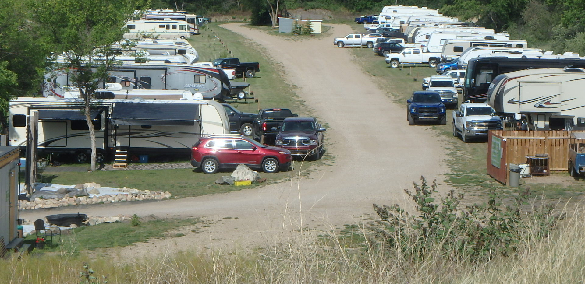 Overview of Campsite 2019