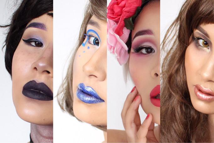 Four Seasons Of Makeup