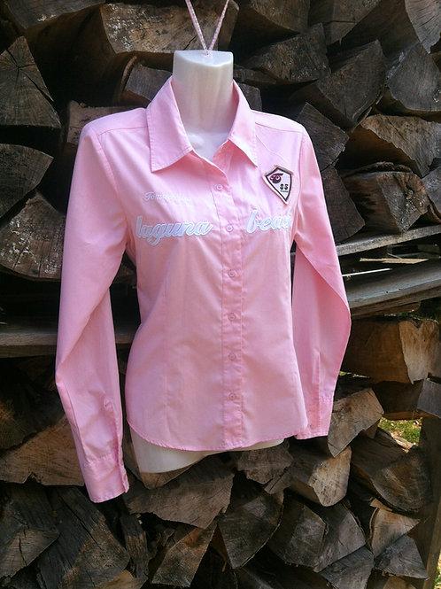 Damen HEMD BLUSE by TOMSTER USA - rosé - Größe 36