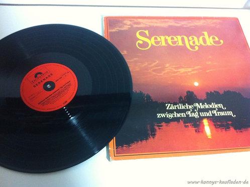 SERENADE zärtliche Melodien VINYLDoppel LP - H. Carste - POLYDOR 1963