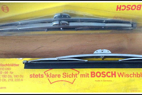 BOSCH WISCHBLÄTTER Mercedes DB 180 b D Db Dc 190b D Db 219 220A SE OLDTIMER NOS