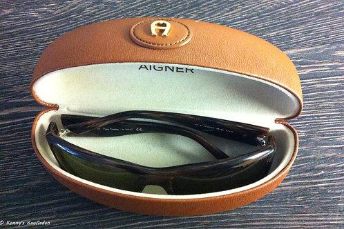 SONNENBRILLEN ETUI der Marke AIGNER ohne Brille!