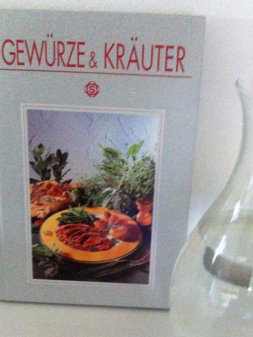 KOCH BUCH RATGEBER - GEWÜRZE & KRÄUTER