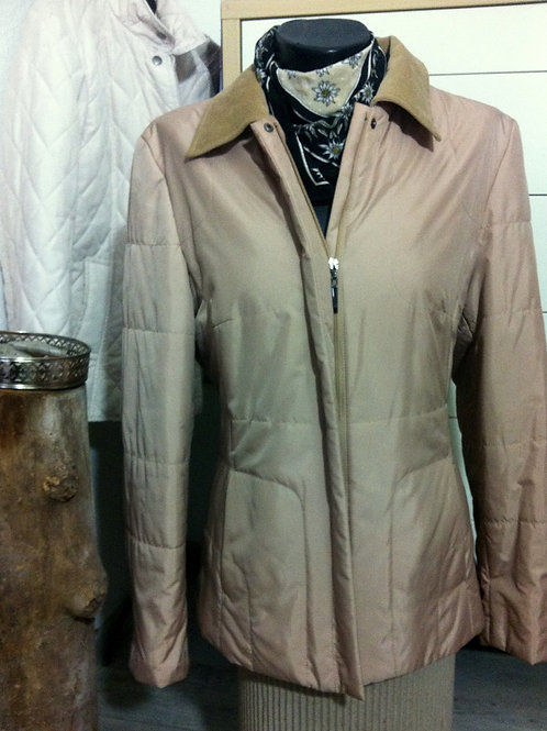 Edle JACKE by BETTY BARCLAY  beige Gr.38
