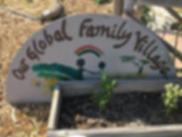 Our Global Family sign.jpg